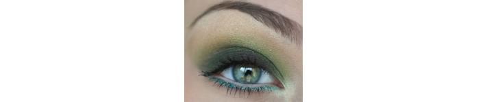 Зеленые, оливковые