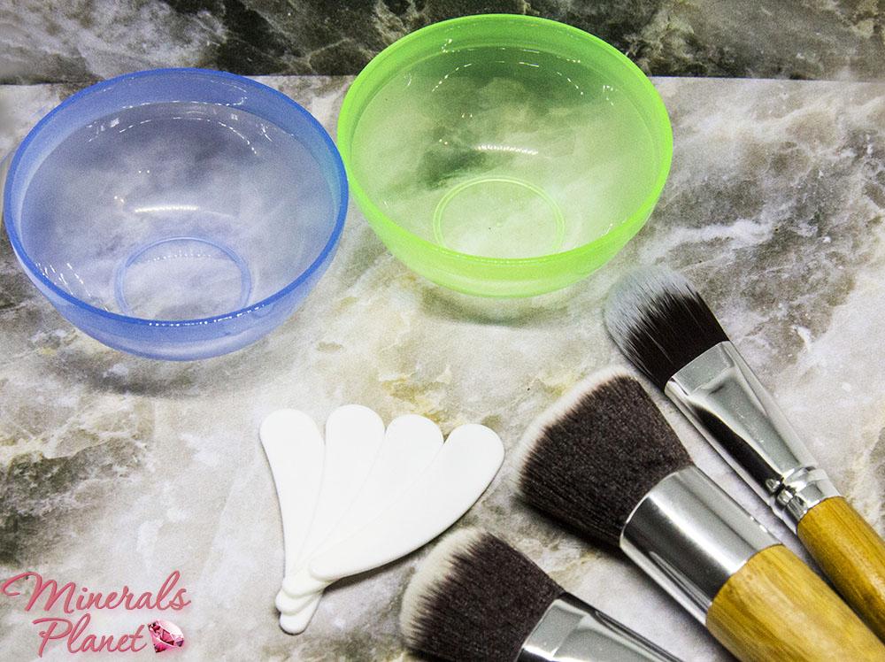 Аксессуары для минеральной косметики