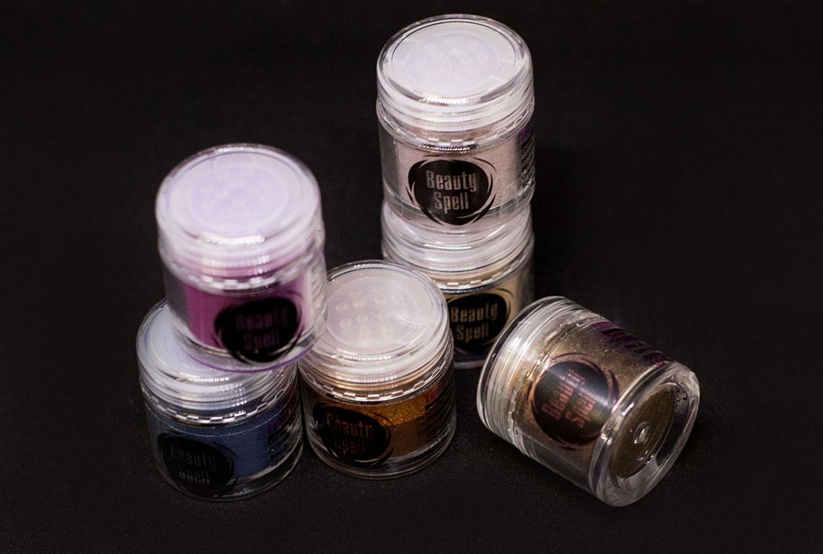 Минеральные пигменты для макияжа Beauty spell