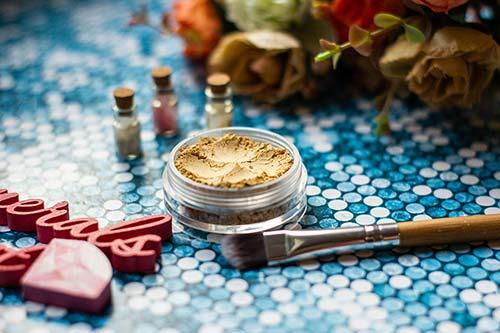 Лечебная минеральная пудра Clear blemish - Face value cosmetics