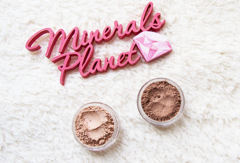 Минеральные пудры в интернет-магазине MineralsPlanet
