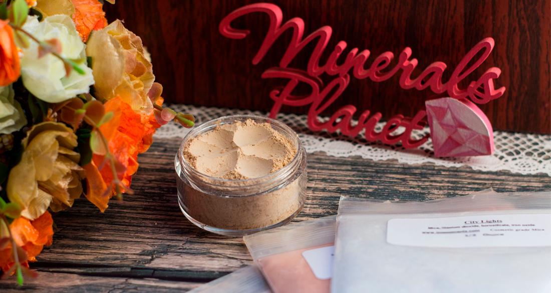Натуральная минеральная косметика Sweetscents из США