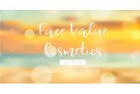 Новое поступление Face Value Cosmetics 08.07.2019