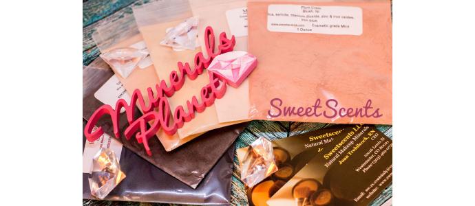 Новое поступление Sweetscents 16.05.2018