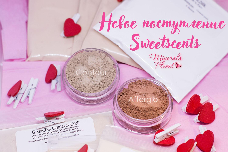 Минеральная косметика Sweetscents
